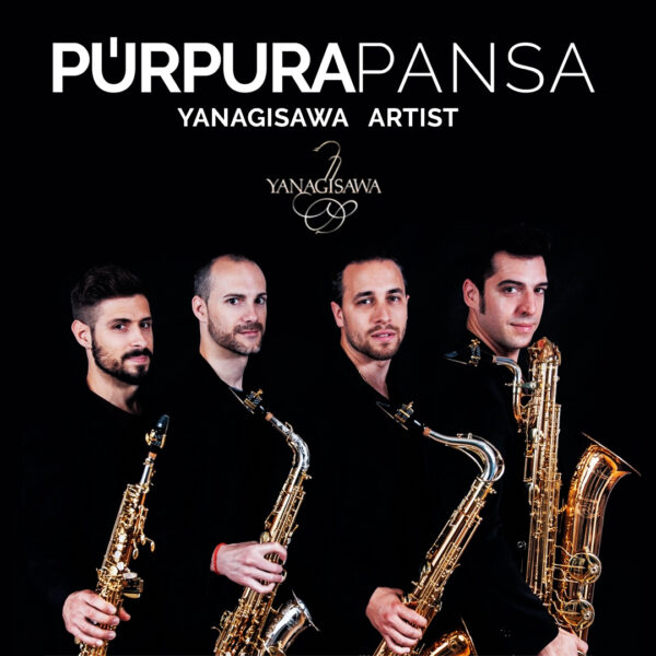 ANUNCIO PÚRPURA YANAGISAWA C 2020